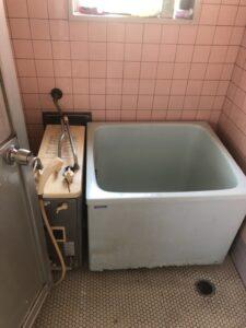 風呂釜 回収